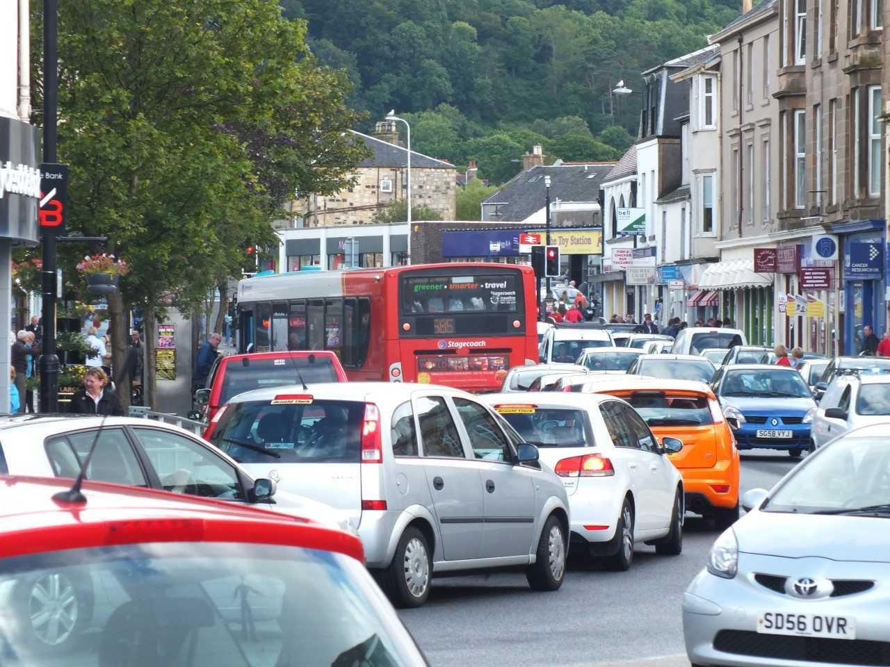 Largs Councillor calls for move for Main Street bus shelter