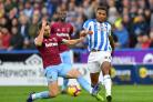 Robert Snodgrass, left, sensed a missed opportunity at Huddersfield