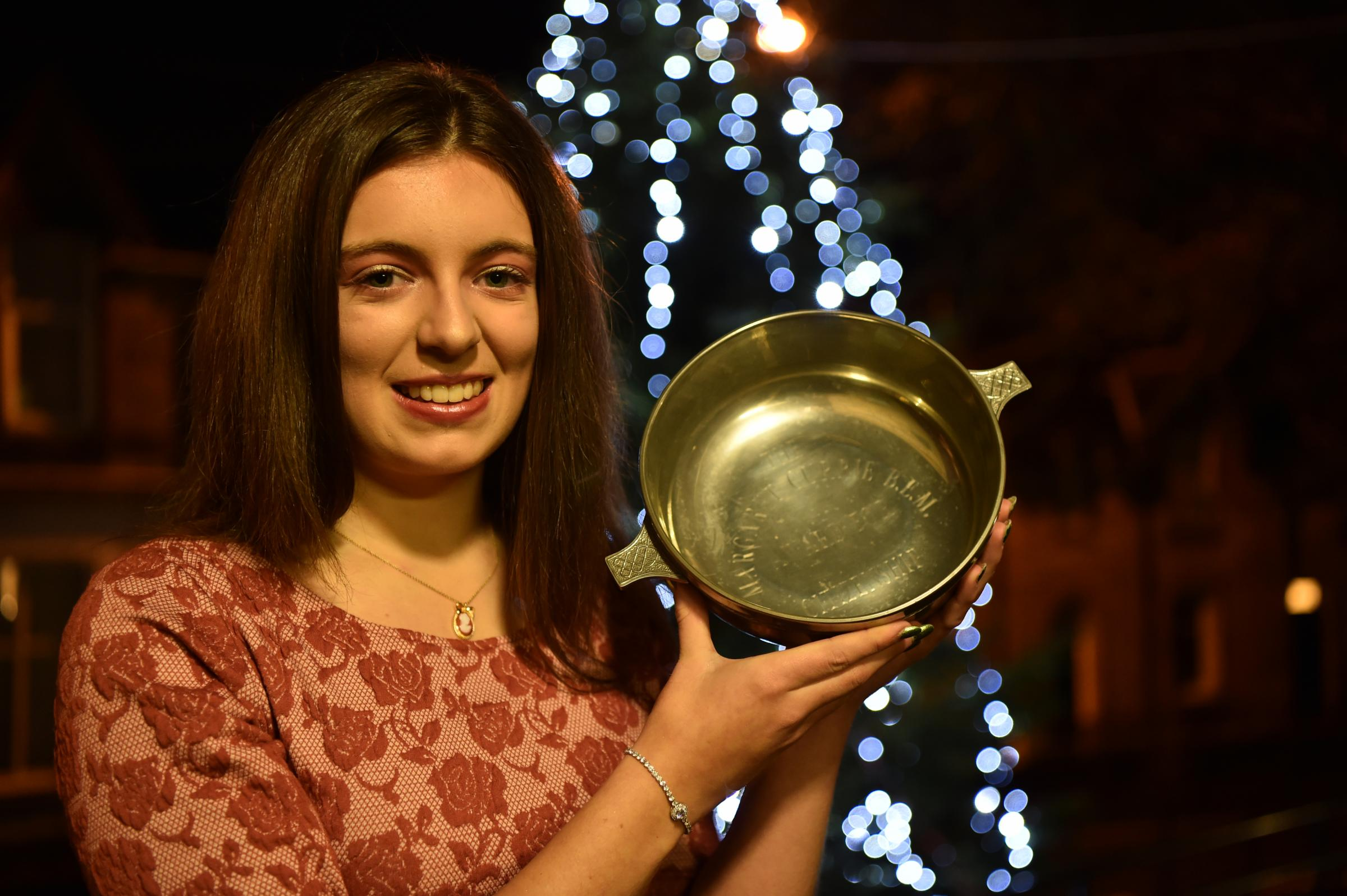 Fairlie Lights Switch on.