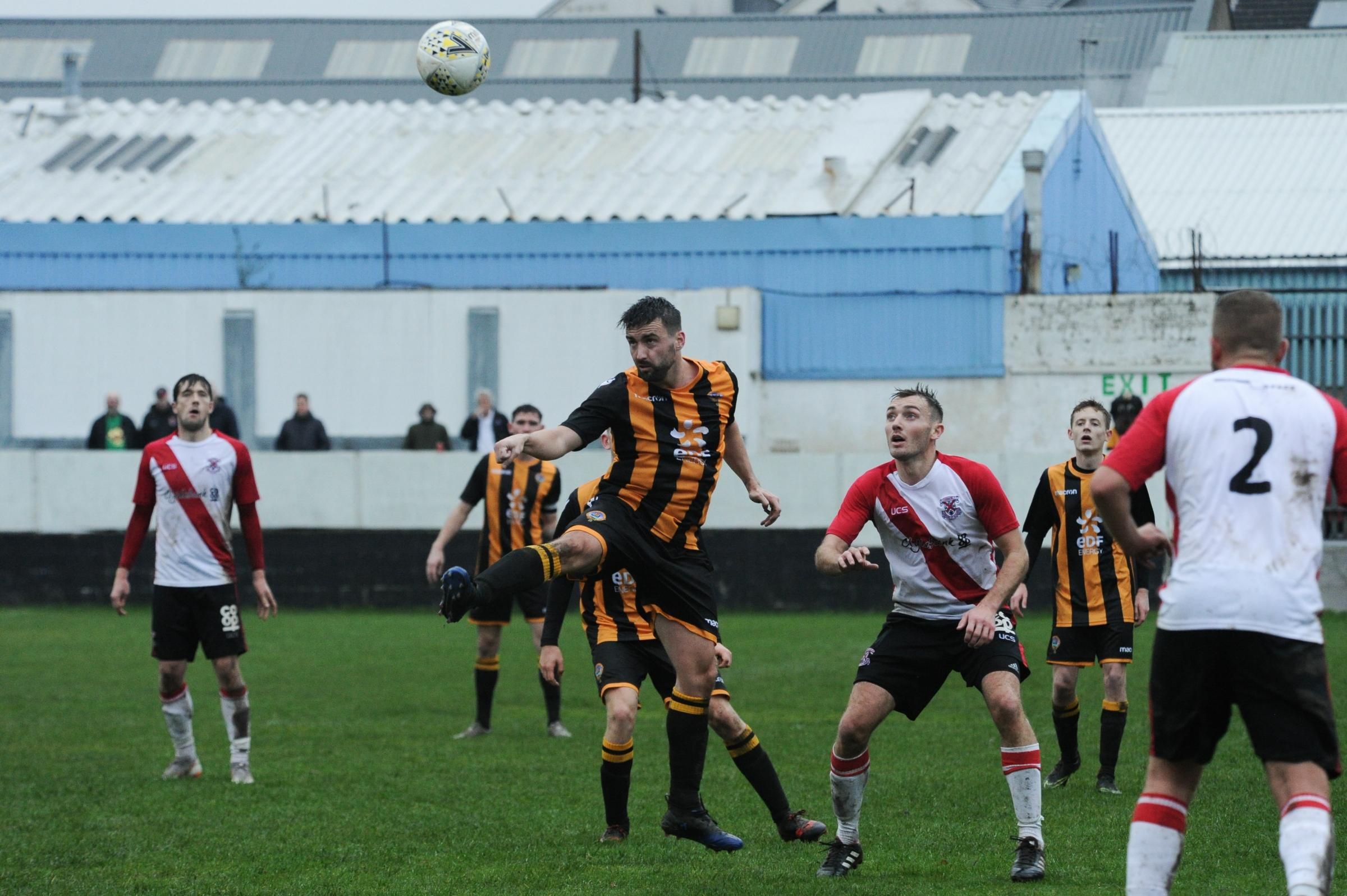 Largs host Clydebank on Saturday