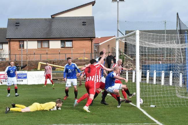 Thistle make their point at Meadow